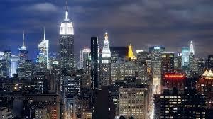 New York At Night Wallpaper The Wallpaper by New York Free Desktop Wallpaper Downloads Sharovarka Pinterest