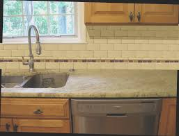 backsplash subway tile backsplash ideas for the kitchen