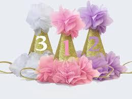 birthday hats birthday hats pink white lavender hot pink squishy cheeks