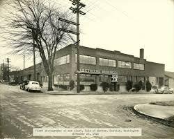 old kenworth trucks old kenworth truck company headquarters 1946 this brick b u2026 flickr