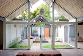 architecture home design architecture the most cool and amazing indoor courtyards