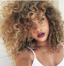 light brown curly hair handheld hair steamer curly hair style and mixed