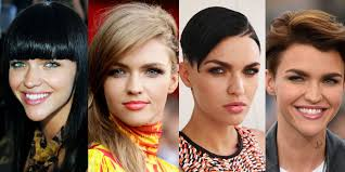 how to get ruby rose haircut ruby rose long and short hair beauty and makeup looks tattoos