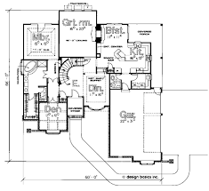 Tudor House Plans With Photos by Tudor Style House Plan 4 Beds 3 50 Baths 2850 Sq Ft Plan 20 2020