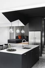 small kitchen ideas uk small contemporary monochrome kitchen small kitchen ideas