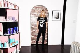 a radical feminist hair salon with serious cool cred the