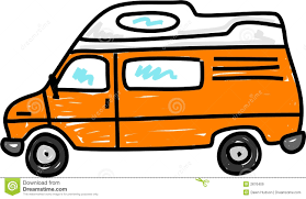 Vw Bus Clipart Clipground