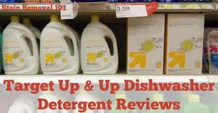 Consumer Reports Dishwasher Detergent Target Up U0026 Up Dishwasher Detergent Reviews Mixed
