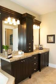 Bathroom Vanities And Cabinets Lenox Country Linen Cabinet - Cabinet designs for bathrooms
