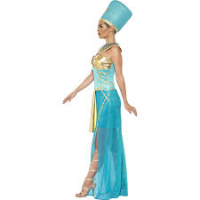 Nefertiti Halloween Costume Clearance Halloween Decorations Props Goddess Nefertiti