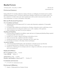 pipefitter resume sample professional hvac mechanic templates to showcase your talent resume templates hvac mechanic