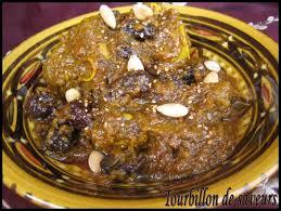 cuisine marocaine tajine agneau tajine d agneau aux pruneaux tourbillon de saveurs