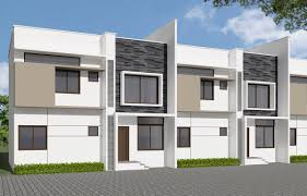 modern awesome design of the block houses can be decor with wooden