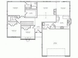 custom house floor plans design ideas 56 gorgeous 3 bedroom house floor plans images