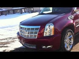 2011 cadillac escalade hybrid overview of the 2011 cadillac escalade hybrid platinum