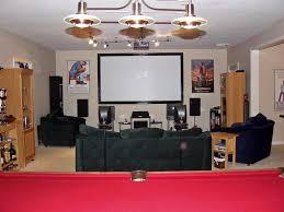 diy basement home theater ideas