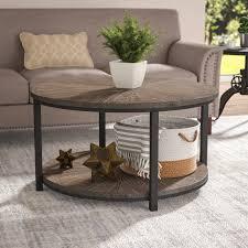 farmhouse coffee and end tables laurel foundry modern farmhouse dalton gardens coffee table