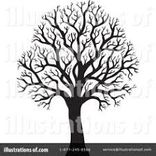 bare tree coloring page donna dewberry pinterest tree