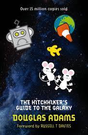 the hitchhiker u0027s guide to the galaxy 1 5 amazon co uk douglas