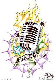 microphone tattoo artists org