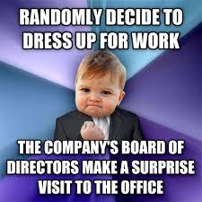 Office Boss Meme - livememe com success kid
