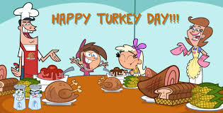 happy thanksgiving animation image chloe and timmy thanksgiving jpg fairly odd parents wiki