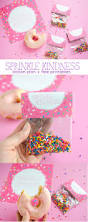 craftaholics anonymous sprinkle kindness lesson with free