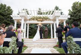 outdoor wedding venues chicago outdoor chicago ceremony archives chicago wedding photographers