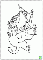 croods coloring pages free coloring pages print dinokids org