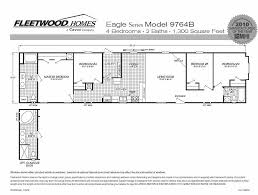 home floor plan fleetwood homes single wide floor plans