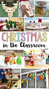 30 ideas for christmas in the classroom stem activities