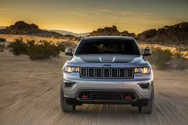 lowered jeep grand cherokee 2017 jeep grand cherokee goes further off road adds more features