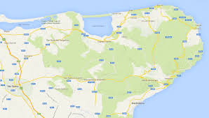 Map Of Puglia Italy by Map Of Gargano Region In Puglia Italy Thinglink