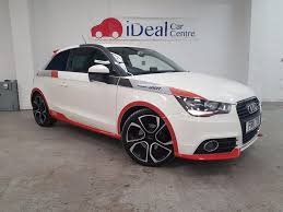 used audi a1 competition line for sale motors co uk