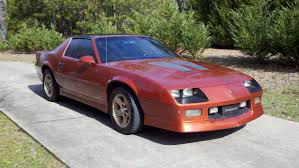 1988 iroc camaro 1988 iroc camaro orange 5 7 5 spd third generation f