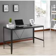 Glas Desk Glass Desks U0026 Computer Tables Shop The Best Deals For Nov 2017