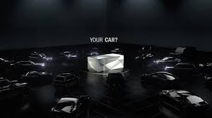 trading in a brand new car porsche s blind trade is a brilliant brand teaser truly deeply