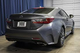 lexus rc 300 awd 2016 2016 lexus rc300 f sport awd northwest motorsport