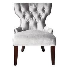 Silver Accent Chair Silver Accent Chair Zara Furniture Inc