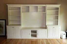 Wall Unit Bookshelves - wall units custom entertainment center ideas built in