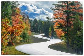 Michigan scenery images Fantastic fall scenic drives in michigan michigan jpg
