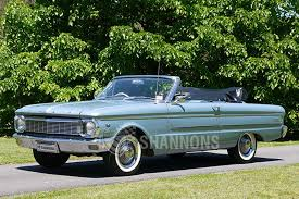 ford xp futura u0027modified u0027 convertible auctions lot 19 shannons