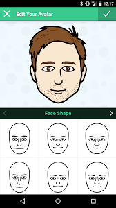 Hairstyle For Face Shape Men by Video How To Make Yourself Into An Emoji Using Bitmoji