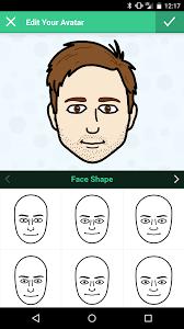 video make yourself into an emoji using bitmoji