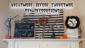 diy house decor disney s nightmare before with