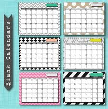 25 unique blank calendar ideas on pinterest blank monthly