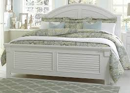 Queen White Bedroom Suite White Bed Coastal Look