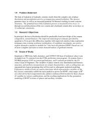 Research Objective Statement Chapter 1 Introduction And Research Approach Statistical