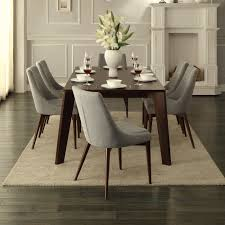 espresso dining room set fillmore espresso dining room furniture collection for 269 94