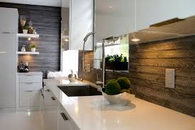 wood backsplash kitchen 6 backsplash ideas that aren t tile